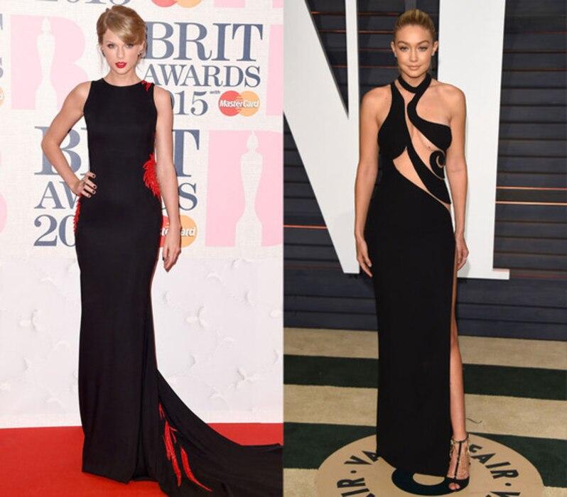 Taylor Swift, Gigi Hadid