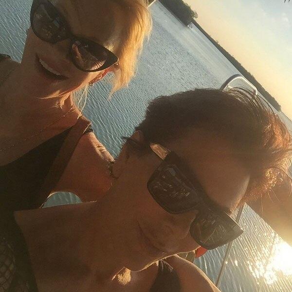 Kris Jenner, Melanie Griffith, Instagram