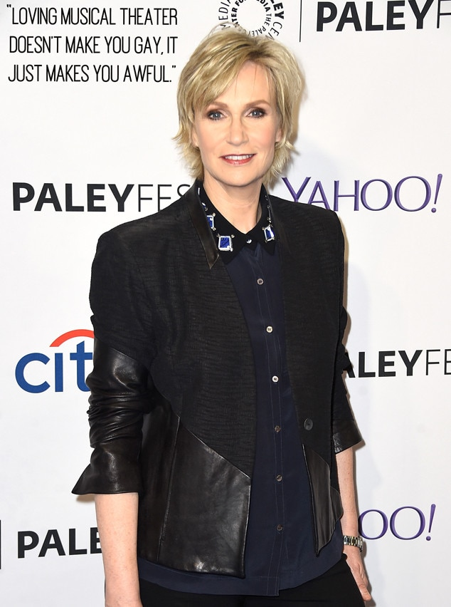 Jane Lynch, Glee Finale
