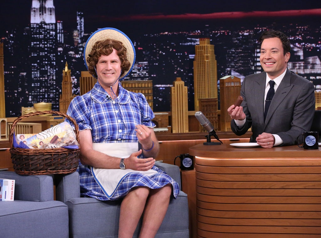 Will Ferrell, Jimmy Fallon