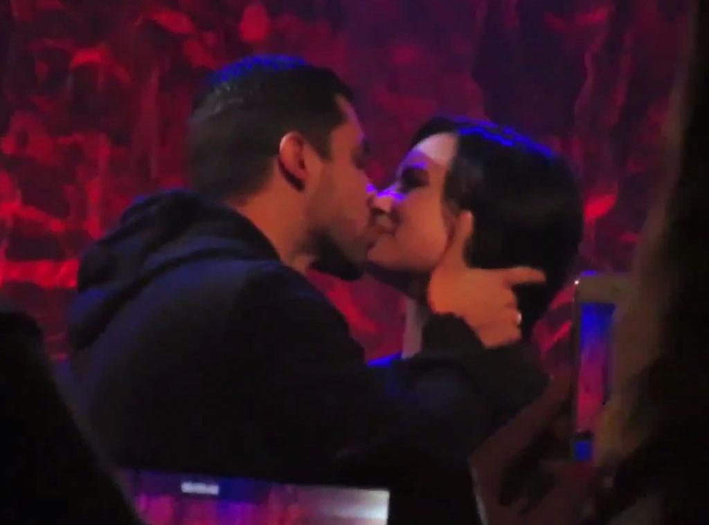 Surprise! from Demi Lovato & Wilmer Valderrama's Cutest Pics | E! News Demi Lovato Wilmer Valderrama