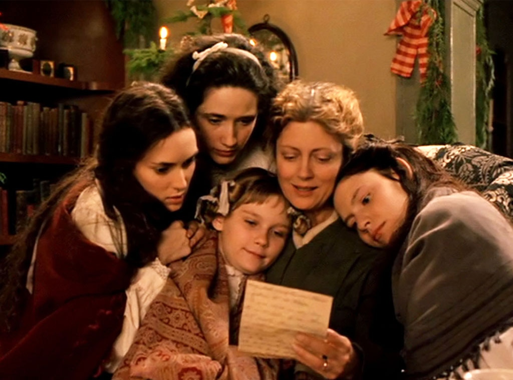 theres a little women remake in the works which young