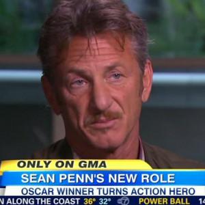 Sean Penn, Good Morning America