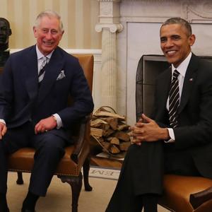 Prince Charles, Barack Obama, Camilla, Duchess of Cornwall, Joe Biden