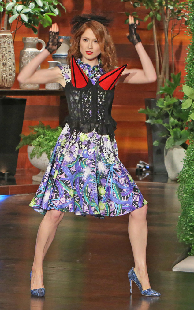 Ellie Kemper, The Ellen DeGeneres Show