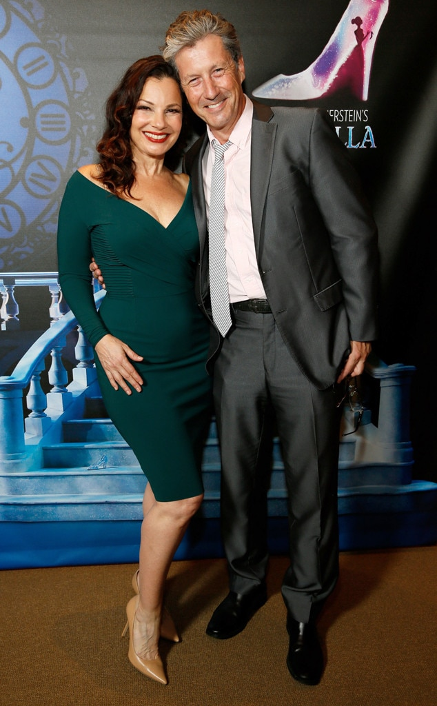 The Nanny's Fran Drescher and Charles Shaughnessy Reunite ... Javier Bardem Married