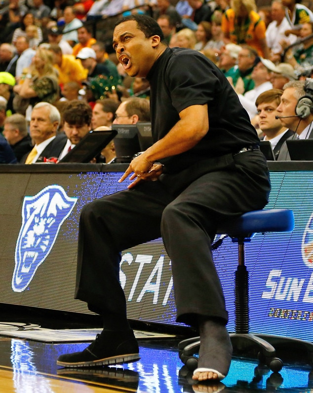 Ron Hunter, Georgia State Panthers head coach
