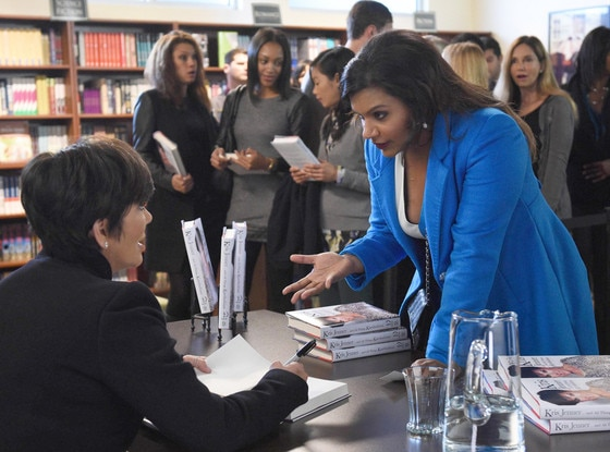 The Mindy Project, Kris Jenner