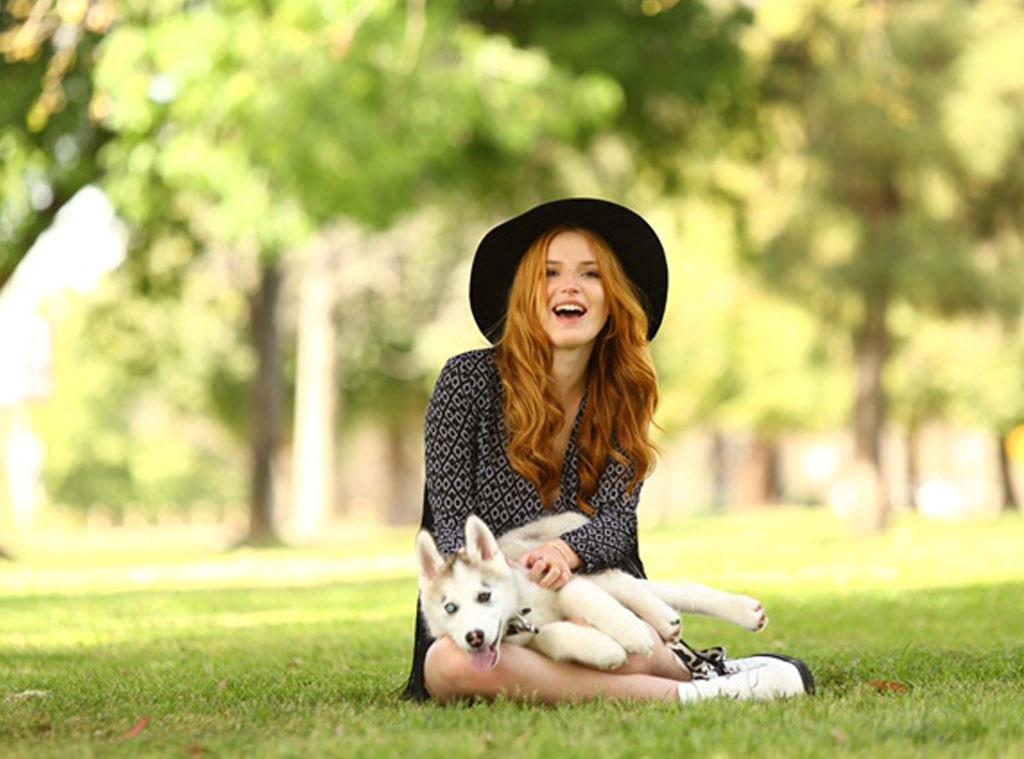 Bella Thorne, Puppy
