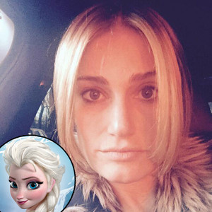 Idina Menzel, Elsa, Frozen
