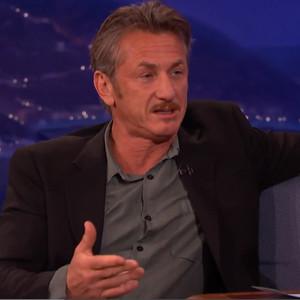 Sean Penn, Conan