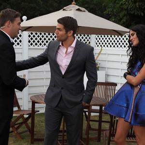 Jasper Gets Jealous When Princess Eleanor Flirts With Olympic Swimmer&mdash;Watch <i>The Royals</i> Sneak Peek Clip!