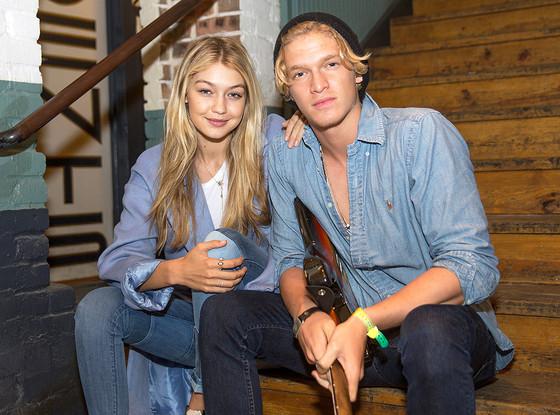 Cody Simpson, Gigi Hadid, SXSW