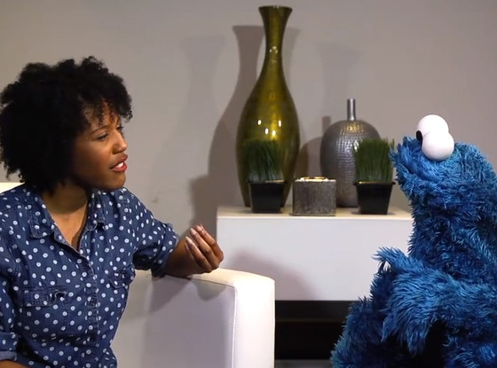Cookie Monster Life Coach
