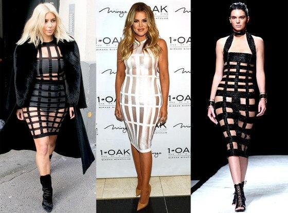 Kim Kardashian, Khloe Kardashian, Kendall Jenner