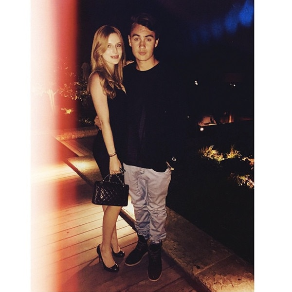 Brandon Lee, Bella Thorne, Instagram