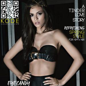 Victoria Justice, Kode Magazine
