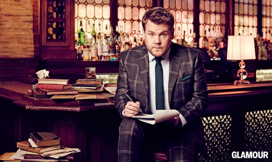 JAMES CORDEN, Glamour