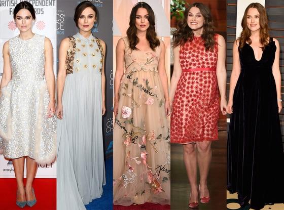 Keira Knightley, Fashion, Birthday