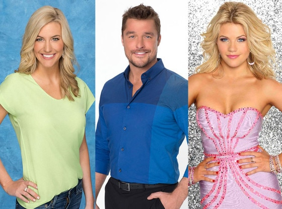 Chris Soules, Whitney Bischoff, Witney Carson