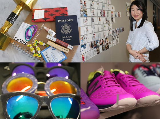 Trendsetters, SELF Magazine, Joyce Chang