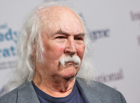 David Crosby Hits Jogger With His Car Singer Relieved