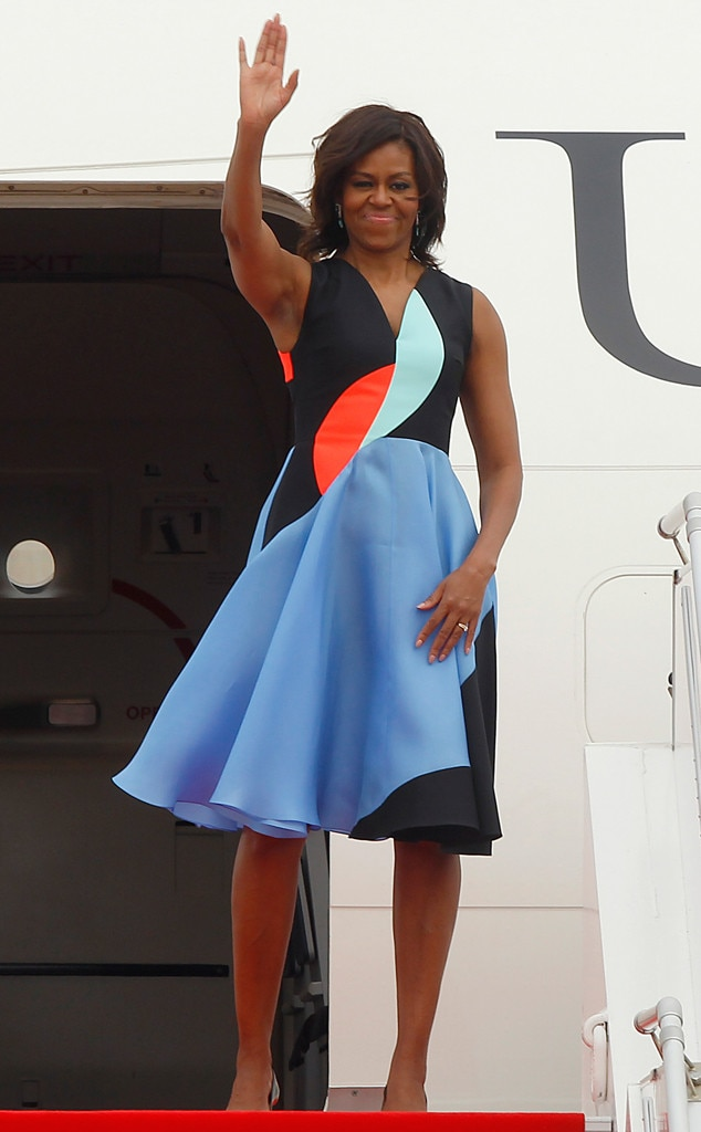 Taking Shape From Michelle Obama 39 S Best Looks E News