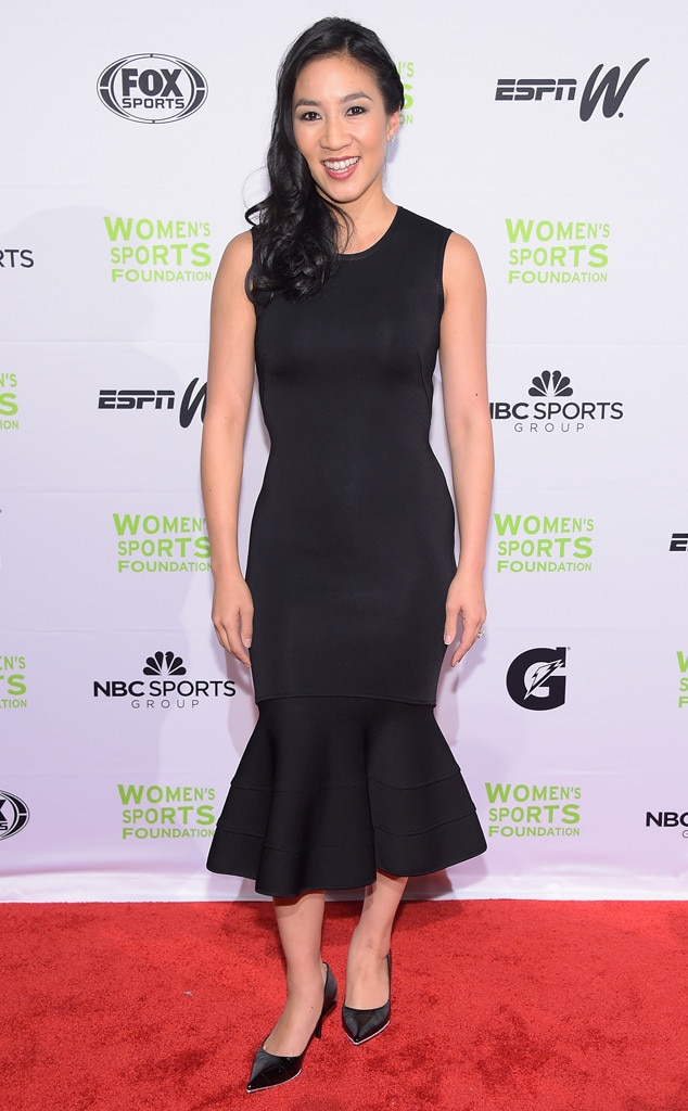 Michelle Kwan from 12 Most Stylish Sports Stars | E! News Canada