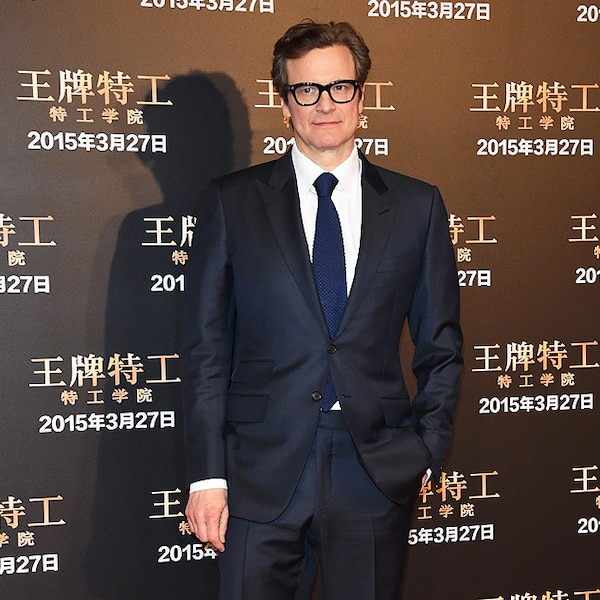 Colin Firth from The Big Picture: Today's Hot Photos | E! News