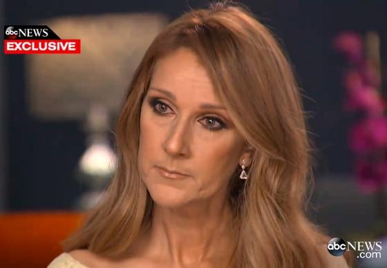 Celine Dion, René Angélil, ABC