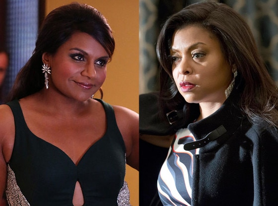 Mindy Kaling, The Mindy Project, Taraji P. Hensen, Empire