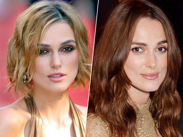 ESC, Transitional Hair Images Keira Knightly