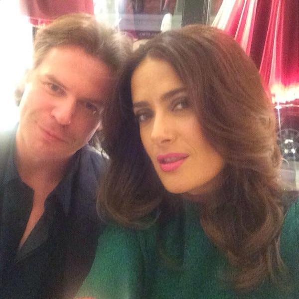 Salma Hayke, Instagram
