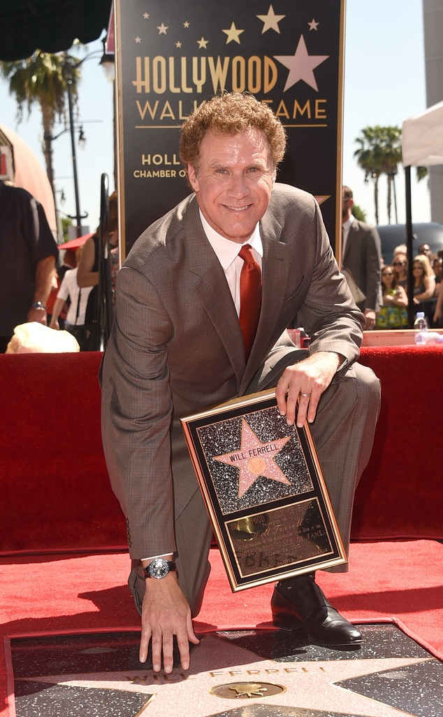 Will Ferrell, Hollywood Walk Of Fame