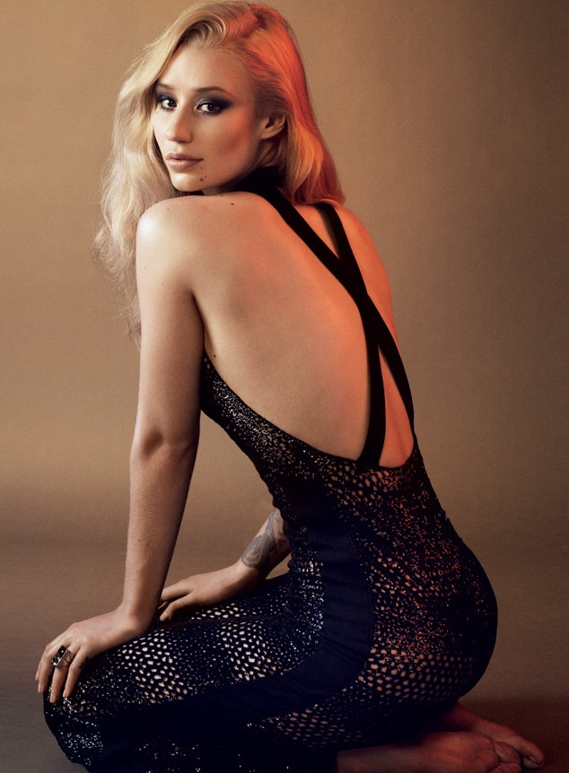 Iggy Azalea, Vogue