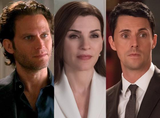 The Good Wife, Julianna Margulies, Matthew Goode, Steven Pasquale