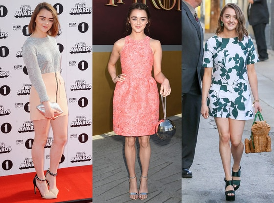 Maisie Williams, Purses