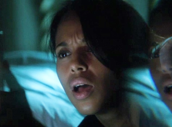 Scandal, Sneak Peek, Kerry Washington