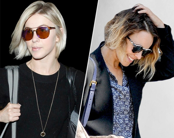 ESC, Sunglasses Split, Rachel McAdamsn, Julianne Hough