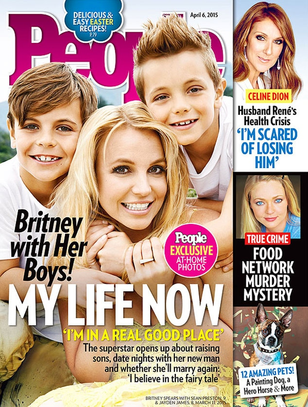 People Magazine, Britney Spears