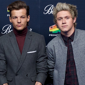 One Direction, Louis Tomlinson, Niall Horan