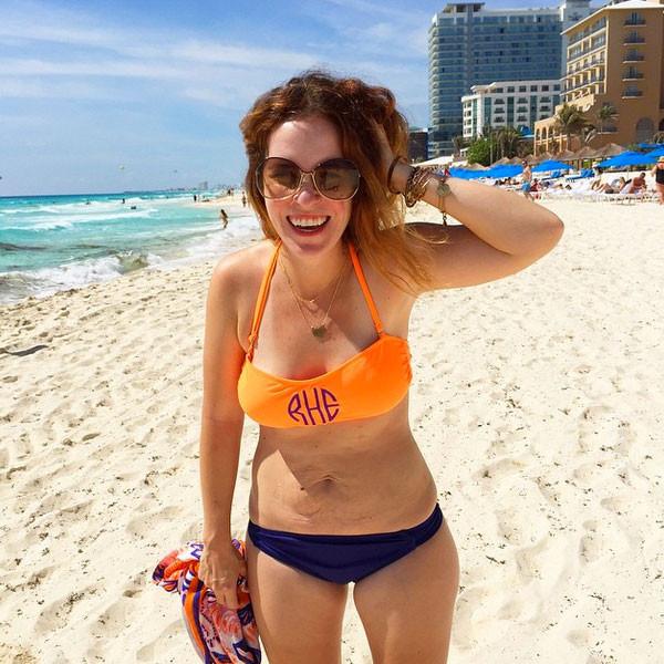 Rachel Hollis, Bikini, Instagram