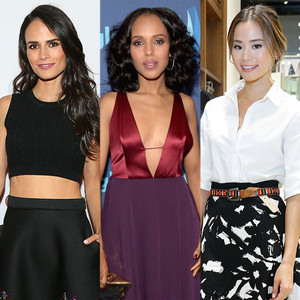 Best Looks Of The Week, Jordana Brewster, Jamie Chung, Kerry Washington, Maisie Williams, January Jones