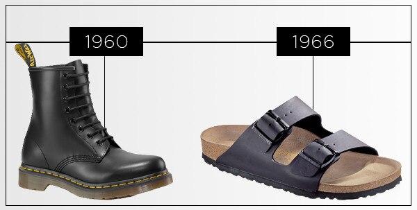 ESC, History of the Ugly Shoe