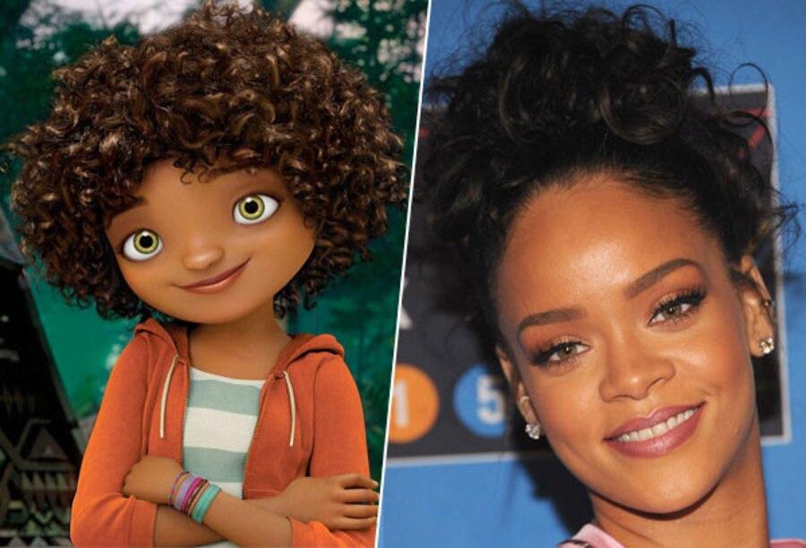 ESC, Home Rihanna Split