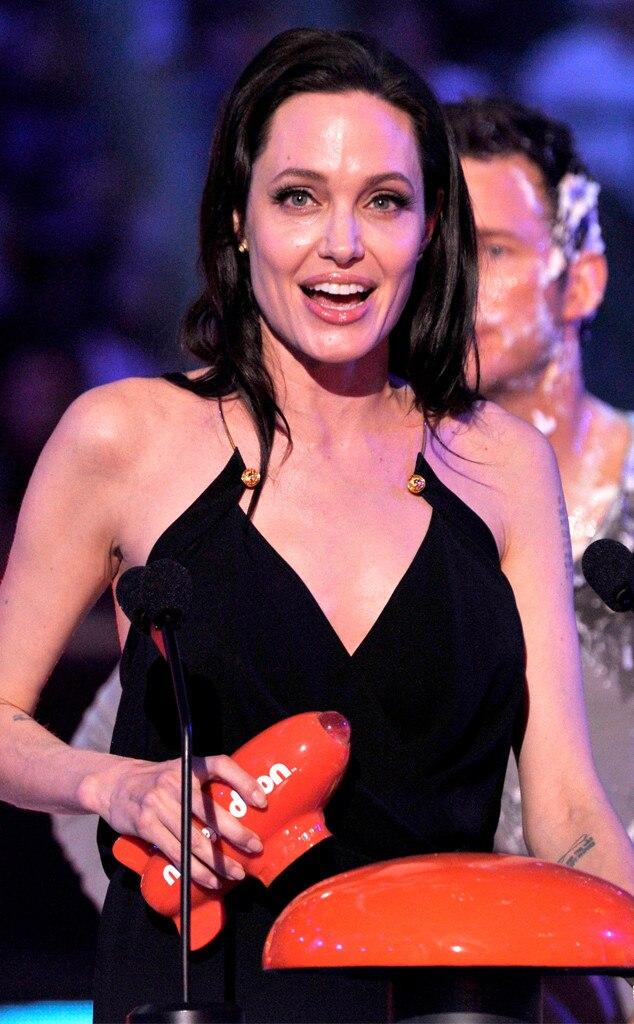 Angelina Jolie,  Kids Choice Awards 2015