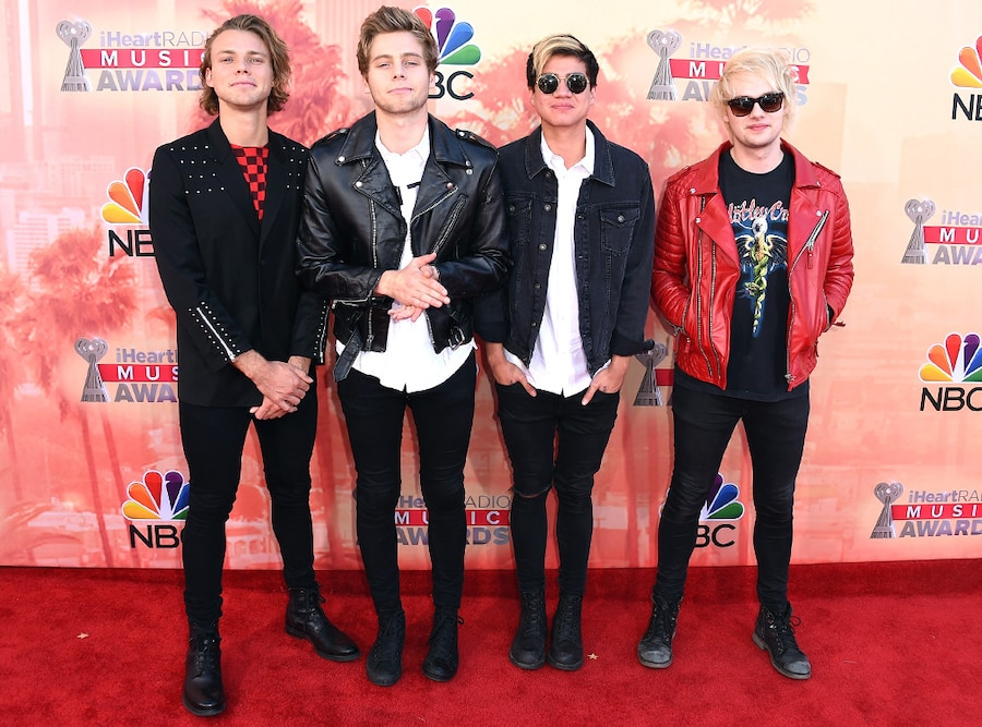 5 Seconds of Summer, iHeartRadio Music Awards