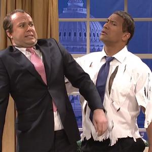 The Rock, SNL