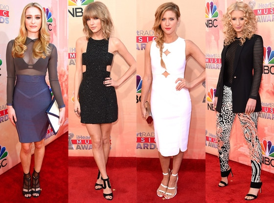 Best Dressed, iheartRadio Awards