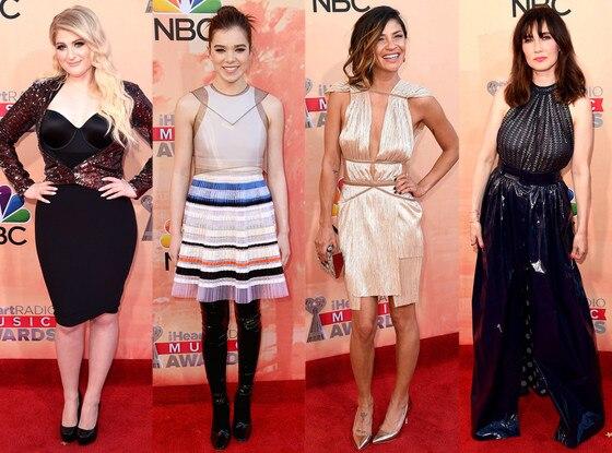 Worst Dressed, iheartRadio Awards